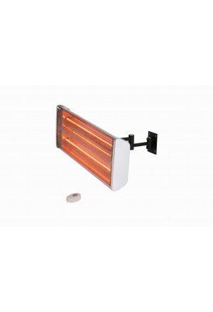 Heater wall model Dubbel 2400