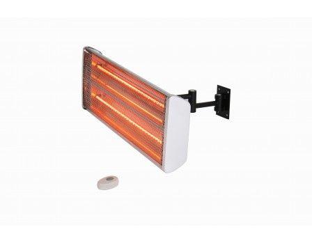 Heater wall-model-Dubbel-2400-2