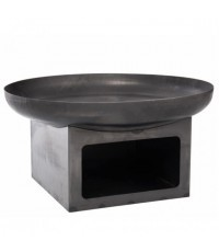 RedFire Fire Pit Juva Industrial 80 cm